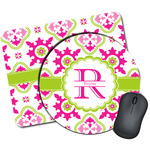 Suzani Floral Mouse Pads (Personalized)