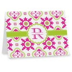 Suzani Floral Note cards (Personalized)