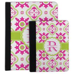 Suzani Floral Padfolio Clipboard (Personalized)