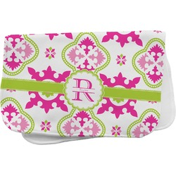 Suzani Floral Burp Cloth (Personalized)