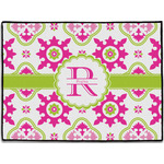 Suzani Floral Door Mat (Personalized)
