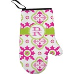 Suzani Floral Oven Mitt (Personalized)