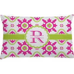 Suzani Floral Pillow Case (Personalized)