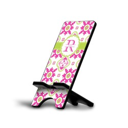 Suzani Floral Phone Stand (Personalized)