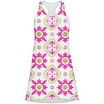 Suzani Floral Racerback Dress (Personalized)