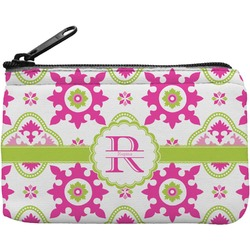 Suzani Floral Rectangular Coin Purse (Personalized)