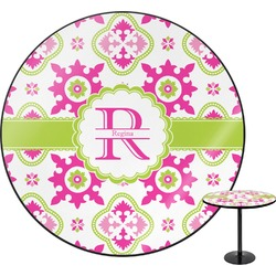 Suzani Floral Round Table (Personalized)