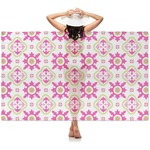 Suzani Floral Sheer Sarong (Personalized)