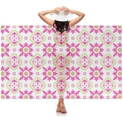 Suzani Floral Sheer Sarong (Personalized)