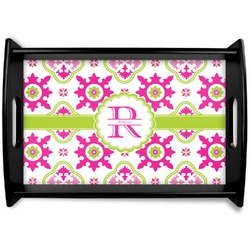 Suzani Floral Wooden Trays (Personalized)