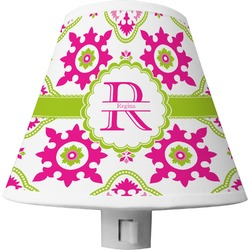 Suzani Floral Shade Night Light (Personalized)