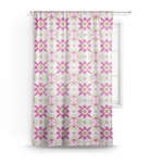Suzani Floral Sheer Curtains (Personalized)