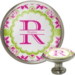Suzani Floral Cabinet Knobs (Personalized)