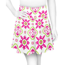 Suzani Floral Skater Skirt (Personalized)