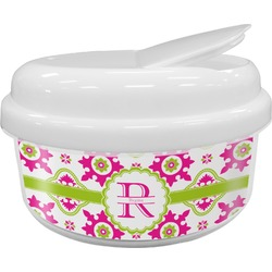 Suzani Floral Snack Container (Personalized)