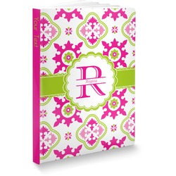 Suzani Floral Softbound Notebook (Personalized)