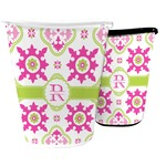 Suzani Floral Waste Basket (Personalized)