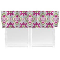 Suzani Floral Valance (Personalized)