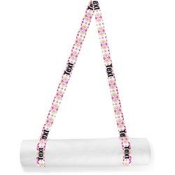 Suzani Floral Yoga Mat Strap (Personalized)