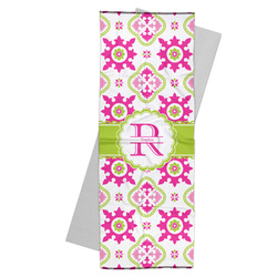 Suzani Floral Yoga Mat Towel (Personalized)