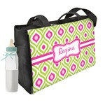 Ogee Ikat Diaper Bag w/ Name or Text