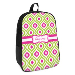 Ogee Ikat Kids Backpack (Personalized)