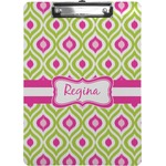Ogee Ikat Clipboard (Personalized)