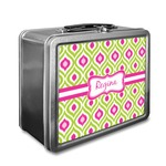 Ogee Ikat Lunch Box (Personalized)