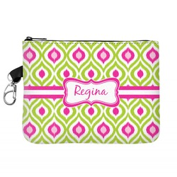 Ogee Ikat Golf Accessories Bag (Personalized)