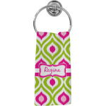 Ogee Ikat Hand Towel - Full Print (Personalized)