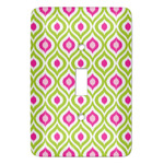 Ogee Ikat Light Switch Covers - Multiple Toggle Options Available (Personalized)