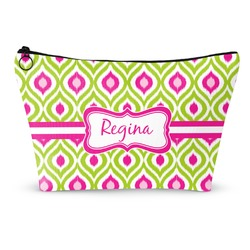 Ogee Ikat Makeup Bags (Personalized)