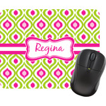 Ogee Ikat Mouse Pad (Personalized)