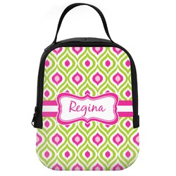 Ogee Ikat Neoprene Lunch Tote (Personalized)