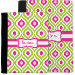 Ogee Ikat Notebook Padfolio w/ Name or Text