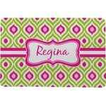 Ogee Ikat Comfort Mat (Personalized)