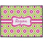 Ogee Ikat Door Mat (Personalized)