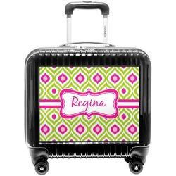 Ogee Ikat Pilot / Flight Suitcase (Personalized)