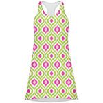 Ogee Ikat Racerback Dress (Personalized)