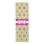 Ogee Ikat Runner Rug - 3.66'x8' (Personalized)