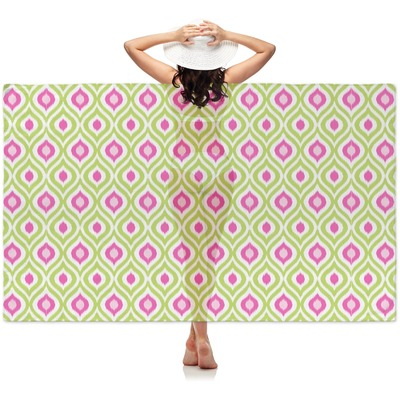 Ogee Ikat Sheer Sarong (Personalized)