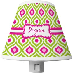 Ogee Ikat Shade Night Light (Personalized)