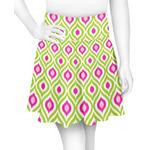 Ogee Ikat Skater Skirt (Personalized)
