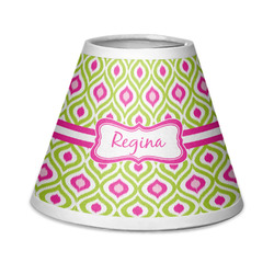 Ogee Ikat Chandelier Lamp Shade (Personalized)