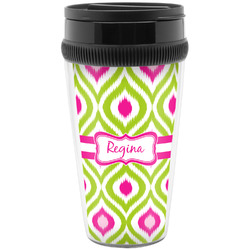 Ogee Ikat Travel Mugs (Personalized)