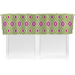Ogee Ikat Valance (Personalized)