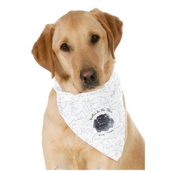 Zodiac Constellations Pet Bandanas (Personalized)