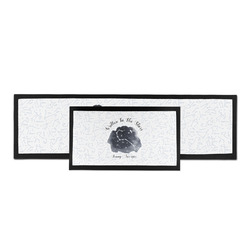 Zodiac Constellations Bar Mat (Personalized)