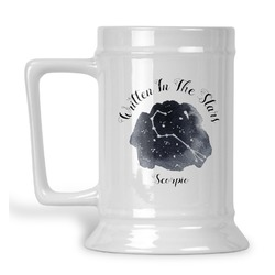 Zodiac Constellations Beer Stein (Personalized)