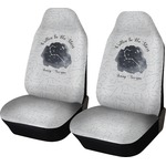 Zodiac Constellations Car Seat Covers (Set of Two) (Personalized)